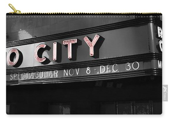 Radio City Poster Carry-all Pouch