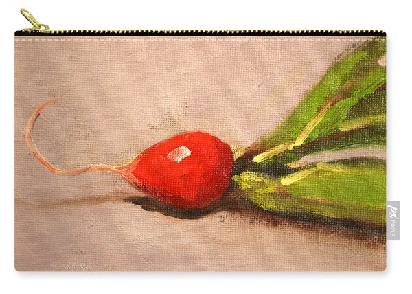 Radish Resting Carry-all Pouch