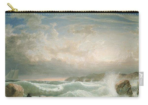 Rafes Chasm Gloucester   Massachusetts Carry-all Pouch