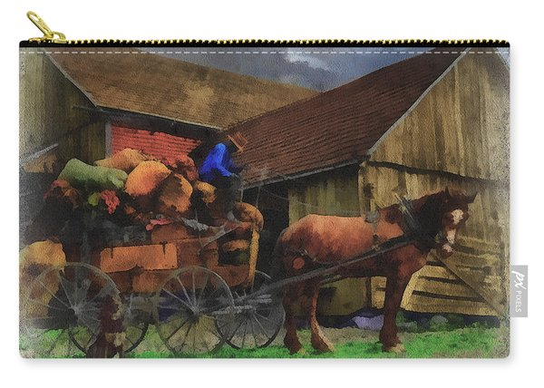 Rag Man Carry-all Pouch