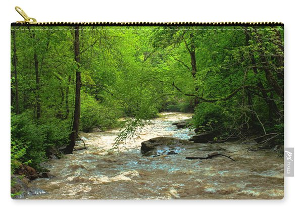 Raging Waters - West Virginia Backroad Carry-all Pouch