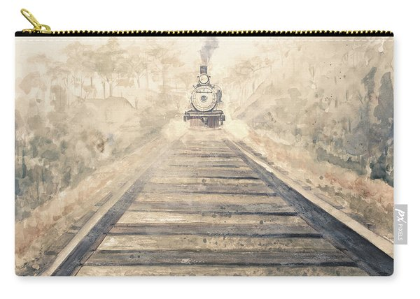 Railway Bound Carry-all Pouch
