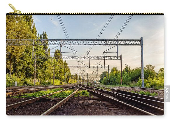 Railway To Nowhere Carry-all Pouch
