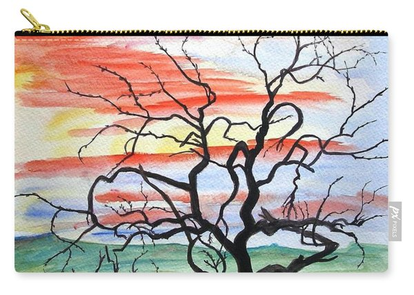 Rainbow Mesquite Carry-all Pouch
