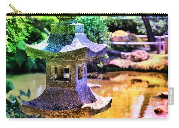 Rainbow Pagoda Carry-all Pouch