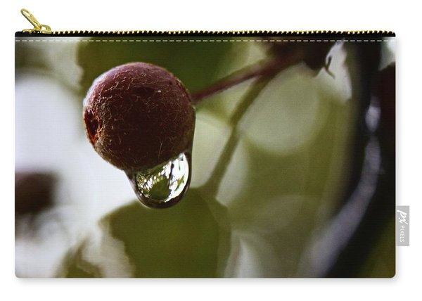 Raindrop Reflection 1 Carry-all Pouch