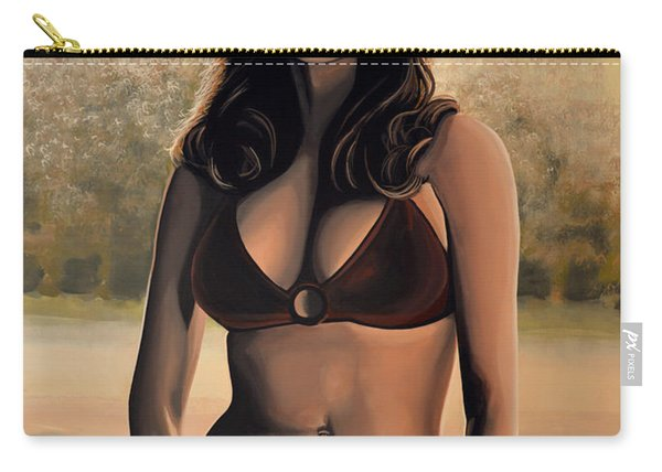 Raquel Welch 2 Carry-all Pouch