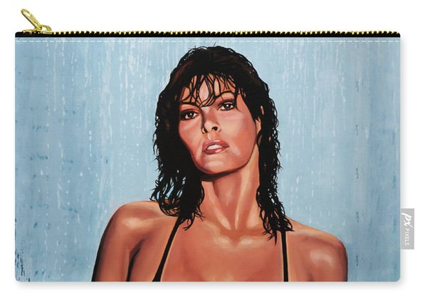 Raquel Welch Carry-all Pouch
