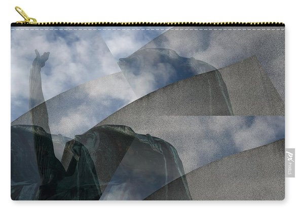 Reaching Heaven Carry-all Pouch
