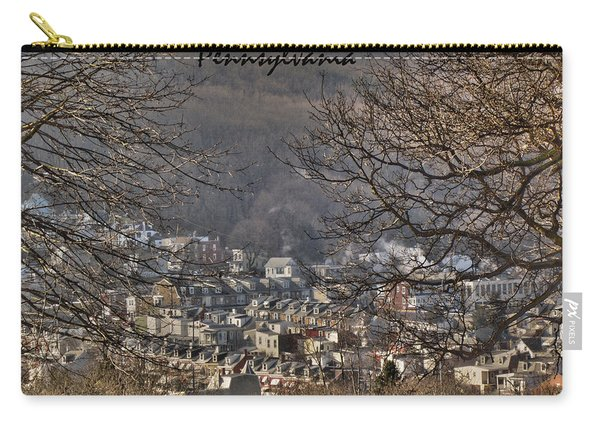 Reading Pennsylvania Carry-all Pouch