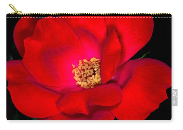Real Red Carry-all Pouch