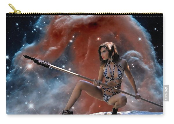 Rebel Warrior Carry-all Pouch
