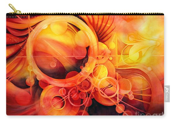 Rebirth - Phoenix Carry-all Pouch