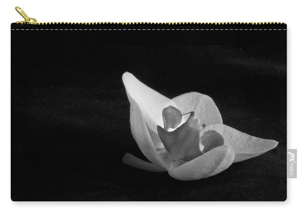 Reclining Orchid Carry-all Pouch