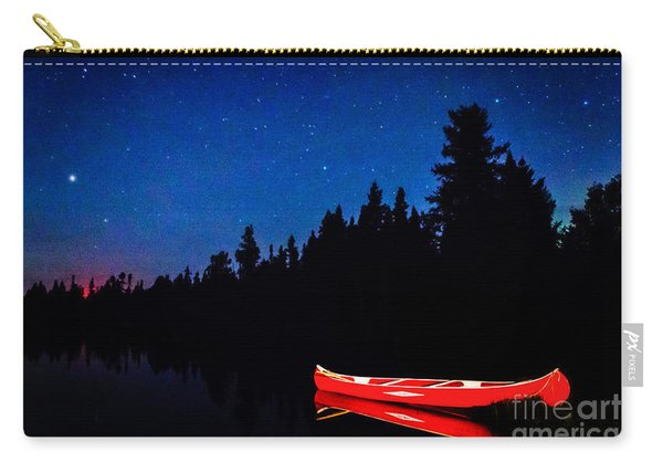 Red Canoe I Carry-all Pouch