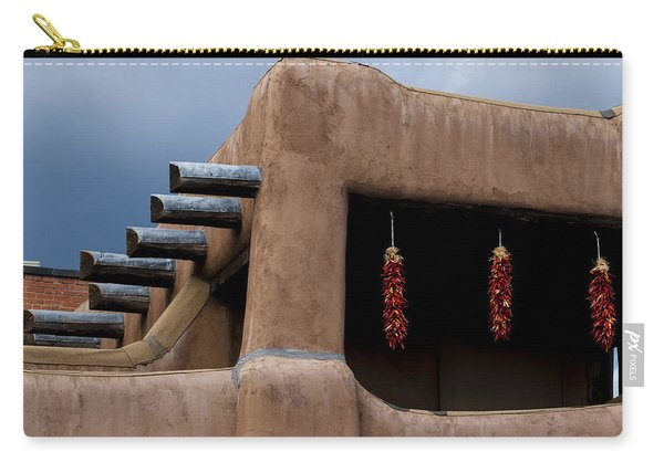 Red Chile Ristras Santa Fe Carry-all Pouch