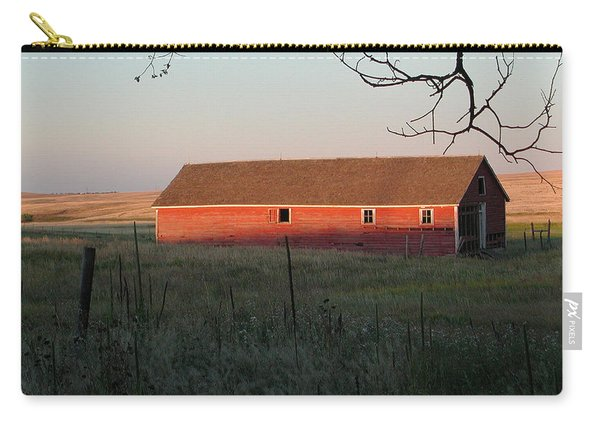 Red Granary Barn Carry-all Pouch