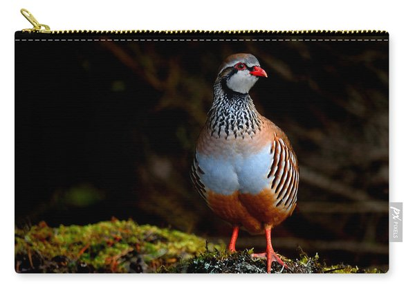 Red-legged Partridge Carry-all Pouch