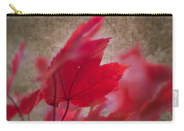 Red Maple Dreams Carry-all Pouch