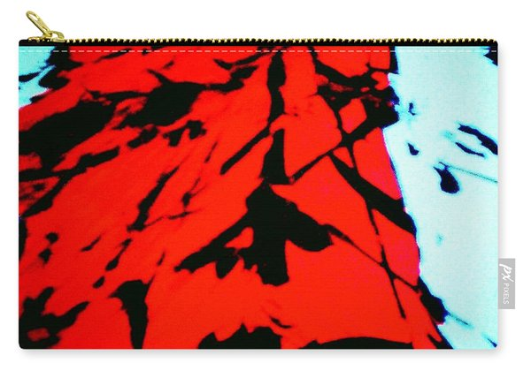 Red Owl Watching Over Me Carry-all Pouch