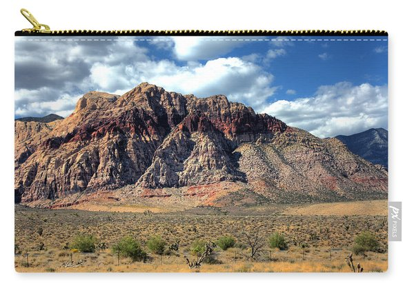Red Rock Carry-all Pouch
