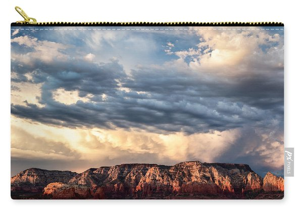 Red Rocks Of Sedona Carry-all Pouch
