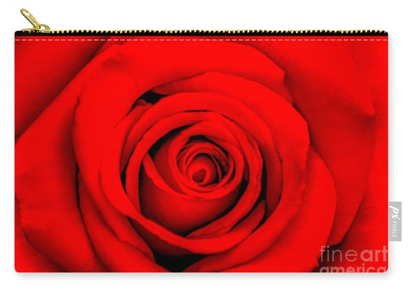 Red Rose 1 Carry-all Pouch