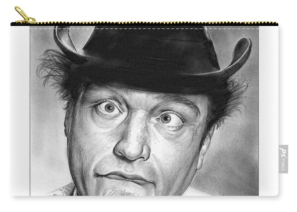 Red Skelton Carry-all Pouch