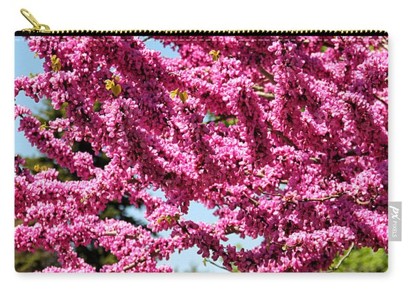 Redbud In Bloom Carry-all Pouch