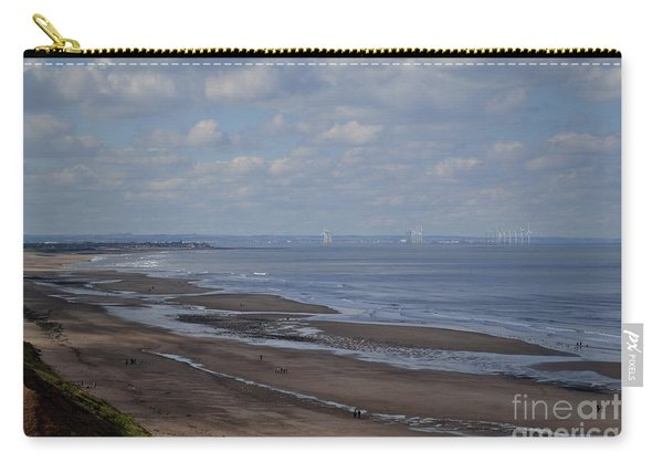 Redcar From A Distance Carry-all Pouch