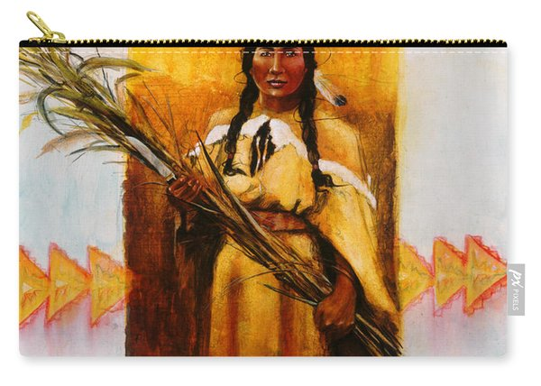 Reed Gatherer Carry-all Pouch