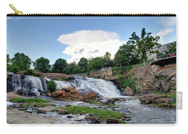 Reedy River Falls Carry-all Pouch