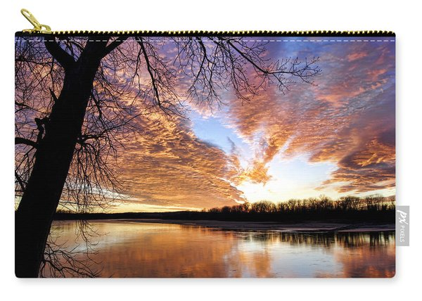 Reflected Glory Carry-all Pouch