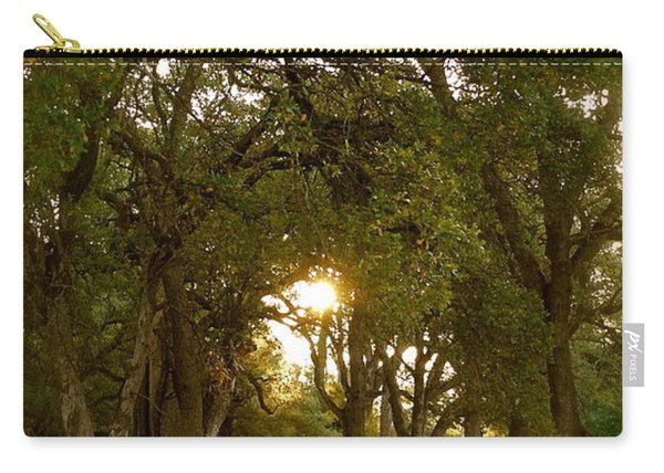 Reflection At Sunrise Carry-all Pouch