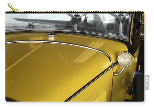 Reflection Of The Past Carry-all Pouch