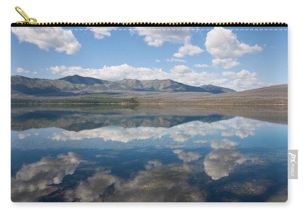Reflections At Glacier National Park Carry-all Pouch