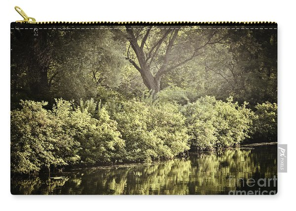 Reflections In Water Carry-all Pouch