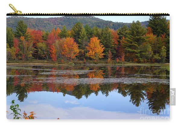 Reflections Of Fall Carry-all Pouch