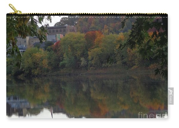 Reflections Of Pittston Carry-all Pouch