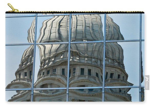Reflections Of The Capitol Carry-all Pouch
