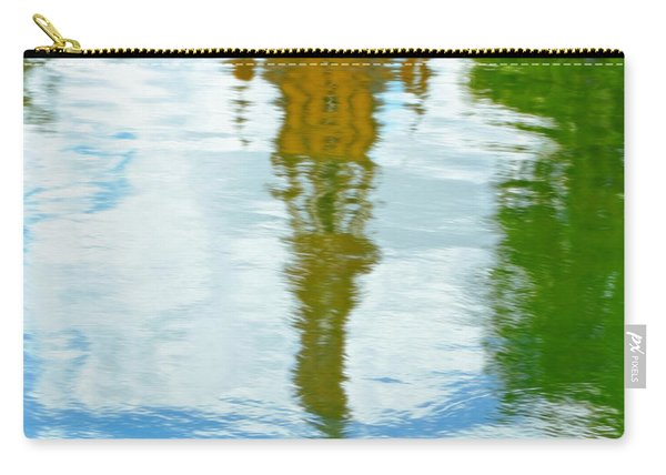 Reflections Of The Plaza De Espana  Carry-all Pouch