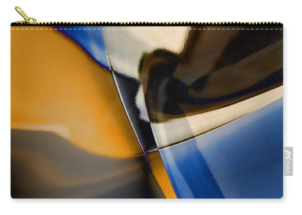 Reflections On Porsche No. 1 Carry-all Pouch