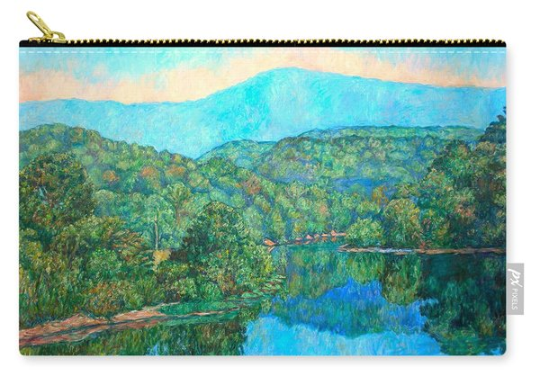Reflections On The James River Carry-all Pouch