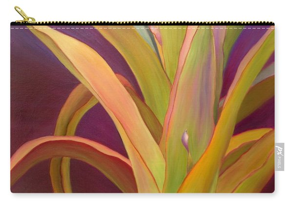 Carry-all Pouch featuring the painting Regalia by Sandi Whetzel
