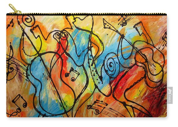 Ragtime 2 Carry-all Pouch