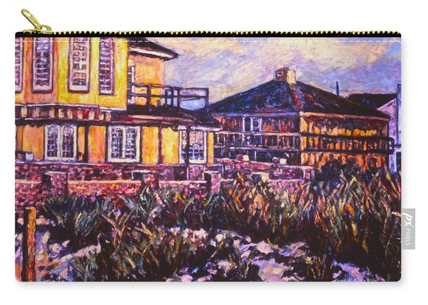Rehoboth Beach Houses Carry-all Pouch