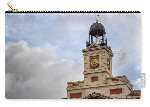 Reloj De Gobernacion 1 Carry-all Pouch