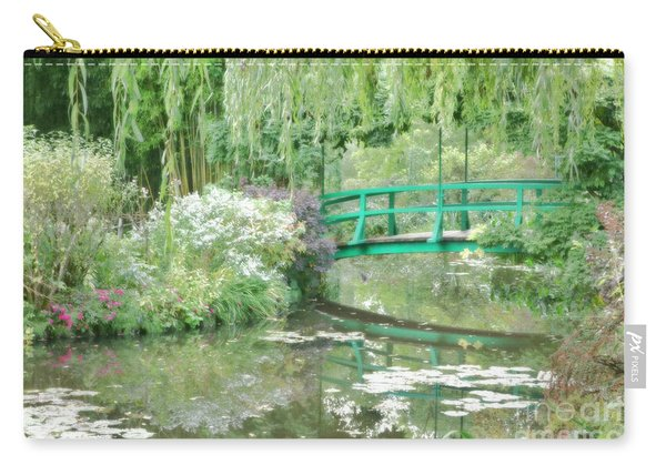 Remembering Monet  Carry-all Pouch