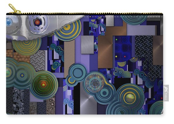 Remodern Dream Abstractor  Carry-all Pouch