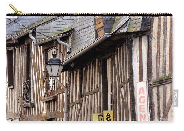 Rennes France Carry-all Pouch